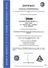 certifikat de 2015