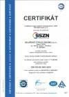 certificate cz 2018