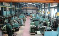 Machining shop